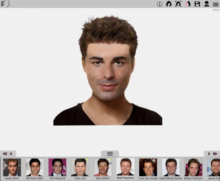 Ausprobieren foto kostenlos mit eigenem frisuren Frisuren virtuell