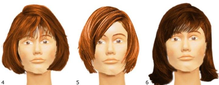 Frisuren Eckiges Gesicht Quadratische Gesichtsform
