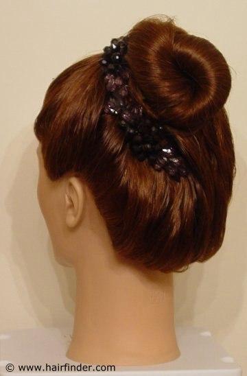 coole frisur mit haarband