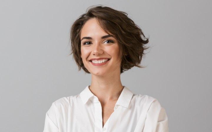 Grunde Fur Einen Kurzhaarschnitt Und Warum Sie Ihr Haar Schneiden