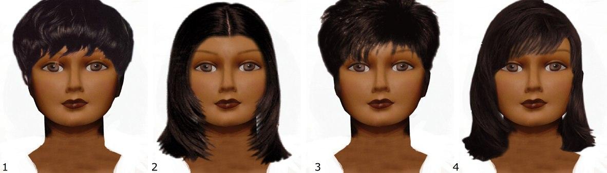 Das Runde Gesicht Und Passende Frisuren
