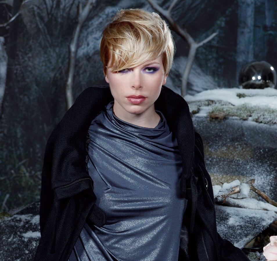 Neue Kurzhaarfrisur Inspiriert Durch Germanys Next Topmodel