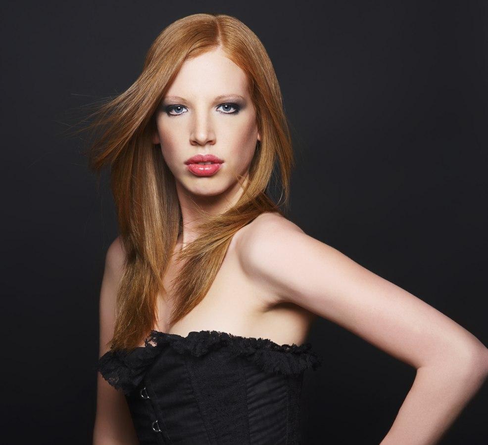Langes Rotes Haar Rotes Haar Als Lange Und Beneidenswerte Frisur