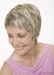 Trendige frisuren fur graue haare