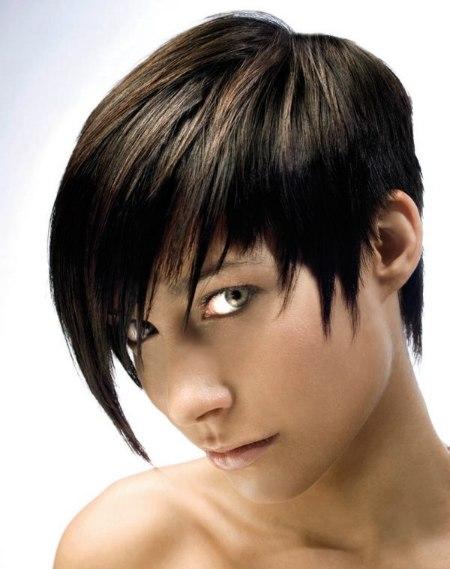 Kurzschnitt Frisuren