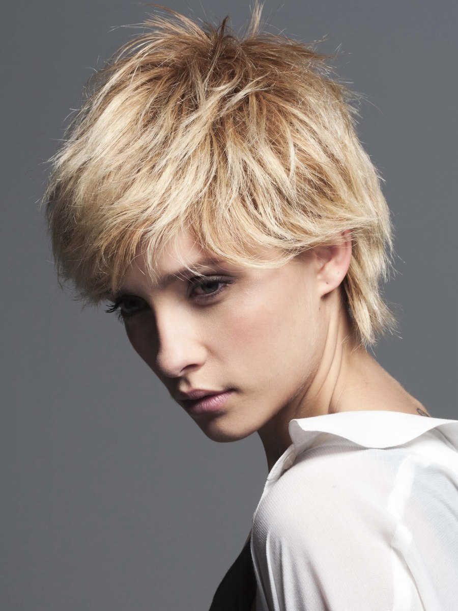 Boy With Girly Hairdos Hairstyles For Men Feminized