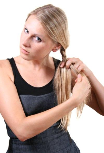 Wie Flechten Das Haar Schadigen Kann