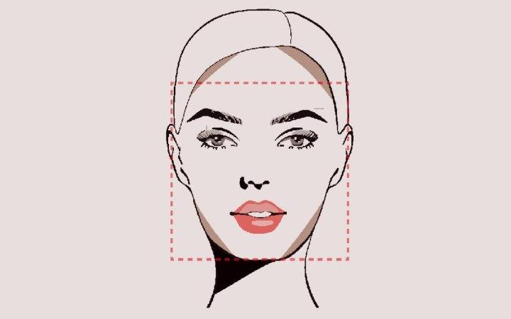 Welche Frisuren Passen Zu Einem Quadratischen Oder Eckiges Gesicht