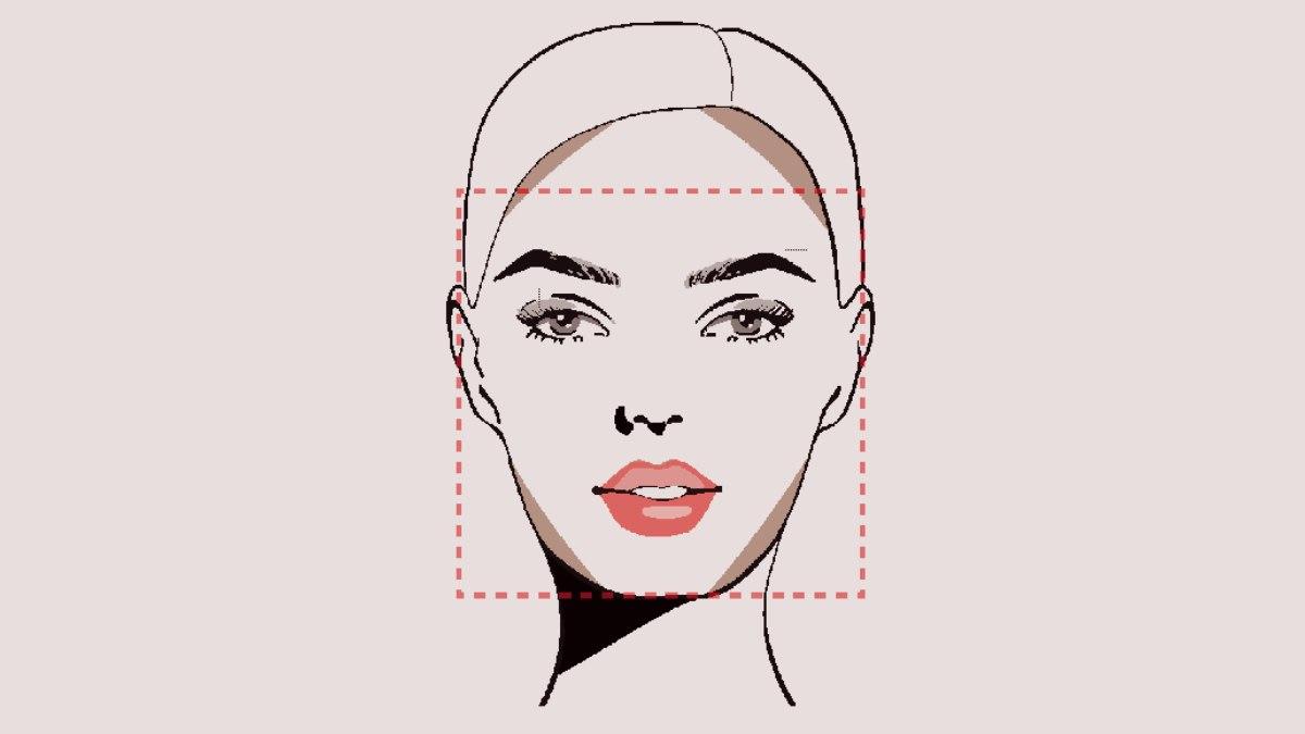 Welche Frisuren Passen Zu Einem Quadratischen Oder Eckiges
