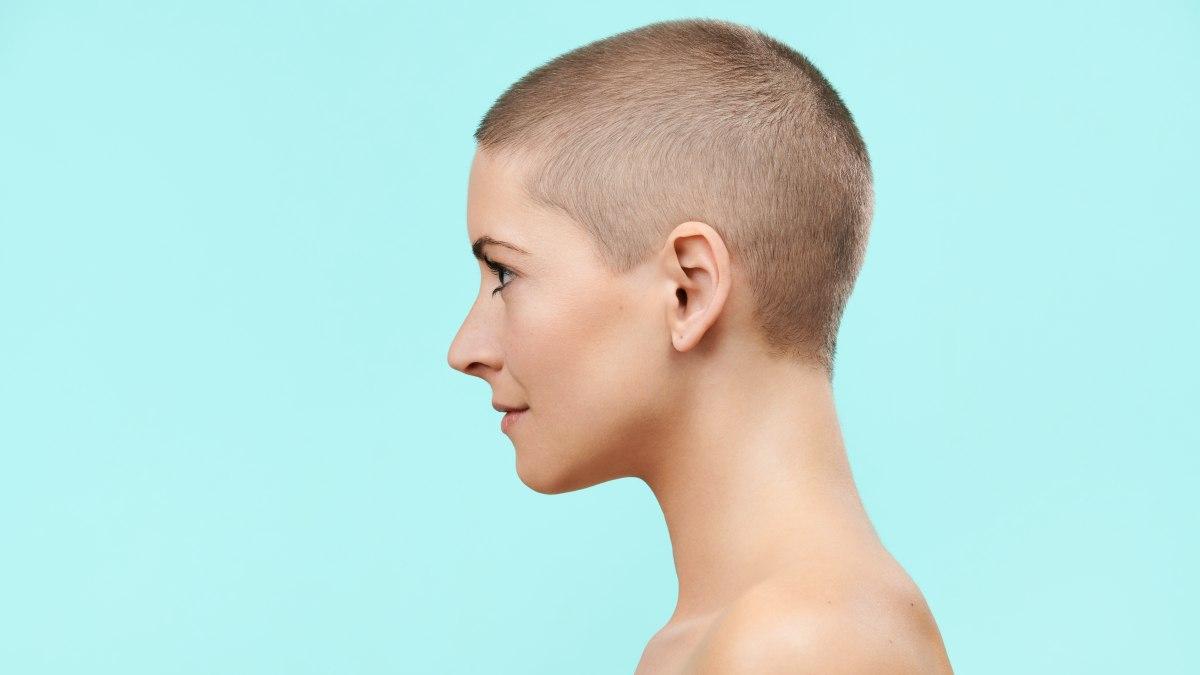 rasieren das haar macht manchmal dicker und là sst mehrere haare
